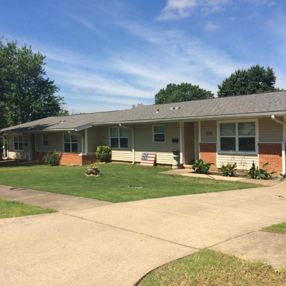 Little Rock Family Housing At Little